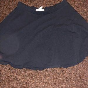 Black skater skirt only worn once